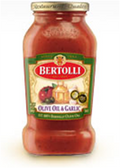 Bertolli Olive Oil & Garlic - 24 oz