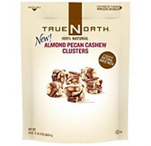 True North Almond Pecan Cashew Clusters