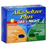 Alka Seltzer Plus Day And Night Non Drowsy Cold Formula - 20 Cou