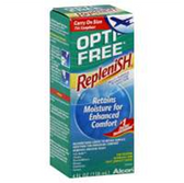 Opti-Free Replenish Multi Purpose Disinfecting Solution - 4 Fl.