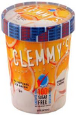 Clemmy's Ice Cream - Orange Cream -16oz