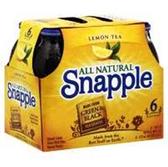 Snapple Lemon Tea -6 pk