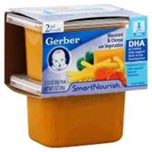 Gerber Baby 2nd Food - Macaroni & Cheese Dinner
