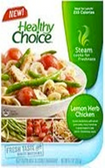 Healthy Choice - Lemon Herb Chicken -1 meal