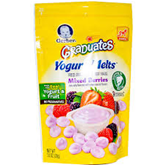 Gerber Graduates Yogurt Melts Berry-1 oz