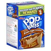 Kellogg's Pop Tart Brown Sugar Cinnamon -8 ct