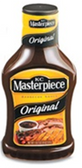 KC Masterpiece Original BBQ Sauce -16 oz