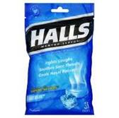 Halls Menthol Lyptus Cough Drops - 30 Count