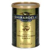 Ghirardelli Unsweetened Baking Cocoa - 10 oz