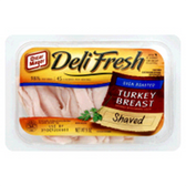 Oscar Mayer Deli Fresh Smoked White Turkey - 15 oz