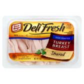 Oscar Mayer Deli Fresh Smoked White Turkey - 15 oz