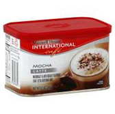 Maxwell House Instant Coffee Mocha Latte -8.4 oz