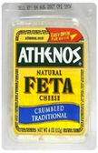 Athenos - Crumbled Feta -12oz