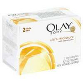 Olay Ultra Moisture 2 Count Bar Soap - 2-4.25 Oz