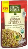 Seeds of Change - Spanish Style Rice -8.5oz