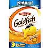Pepperidge Farm Cheddar Goldfish - 4 lb