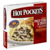 Hot Pockets Philly Steak And Cheese Sandwiches Two Pack -9oz