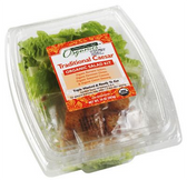Traditional Ceasar Organic Salad Kit