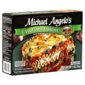 Michael Angelos Frozen Vegetable Lasagna -11 0z