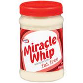 Kraft Miracle Whip Fat Free -15 oz