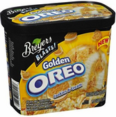 Breyer's Blasts - Golden Oreo -1.5qt