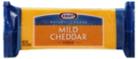 Kraft Natural Mild Cheddar Block Cheese -8oz