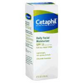 Cetaphil Daily Facial Moisturizer With Spf 15 - 4 Fl. Oz.