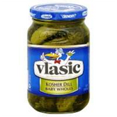 Vlasic Kosher Baby Dill Pickles -16 oz