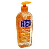 Clean and Clear Morning Burst Cleaner With Bursting Beads -8 Oz