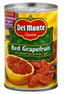 Del Monte Red Grapefruit, 15 OZ