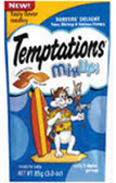 Whiskas Temptations Cat Treats Surffers Delight Tuna, Shrimp & S
