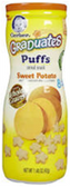 Gerber Fruit Puffs Sweet Potato-1.48oz