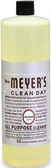 Mrs. Meyer's All Purpose Cleaner - Lavender -32oz