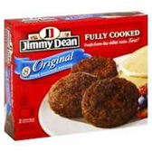 Jimmy Dean Fresh Taste Fast Patties -9.6 oz