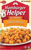 Betty Crocker Hamburger Helper Chili Cheese -4.6 oz