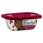Beneful Prepared Meals Simmered Beef Entree Dog Food - 10 Oz