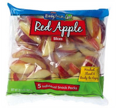 Ready, Fresh, Go! Snack Apple Slices - 5 ct