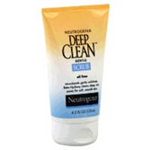 Neutrogena Deep Clean Gentle Scrub - 4.2 Fl. Oz.