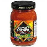 On The Border Mild Salsa -16 oz