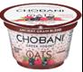 Chobani Oats Mixed Berry Greek Yogurt, 5.3 OZ