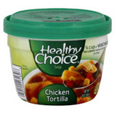 Healthy Choice-Soup Bowl (Microwavable)-Chicken Tortilla-10.75oz