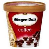 Haagen Dazs Coffee Ice Cream - 14 oz