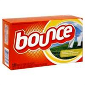Bounce Fabric Softener Sheets Scented - 80 ct