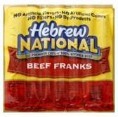 Hebrew National Beef Franks -12oz