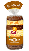 Rudi's Organic Bakery - 100% Whole Wheat -22oz
