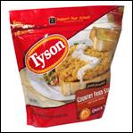 Tyson Country Fried Steak -20 oz