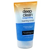 Neutrogena Deep Clean Invigorating Foaming Scrub - 4.2 Fl. Oz.