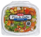 Pico de Gallo Hot - 4 Oz