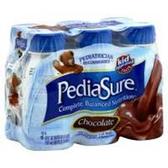 PediaSure Nutritional Pediatric Drink Chocolate - 8 pk