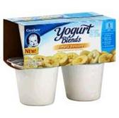 Gerber Yogurt Blends Banana Yogurt